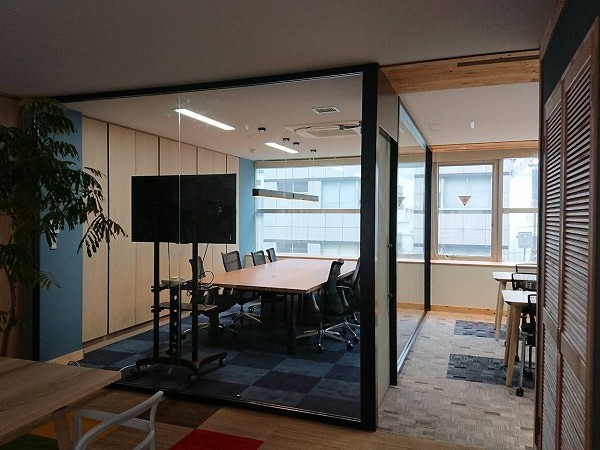 新宿 オフィス実績